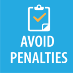 AVOID PENALTIES